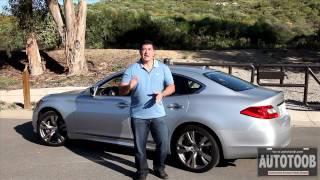 Infiniti M37S 2011 Videos