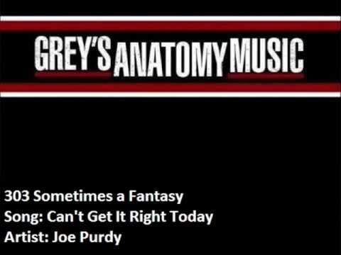 303 Joe Purdy - Can't Get It Right Today