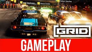 GRID 2019 NEW Gameplay - SHANGHAI