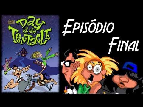 (Playthrough) ScummVM - Day Of The Tentacle - Episódio Final