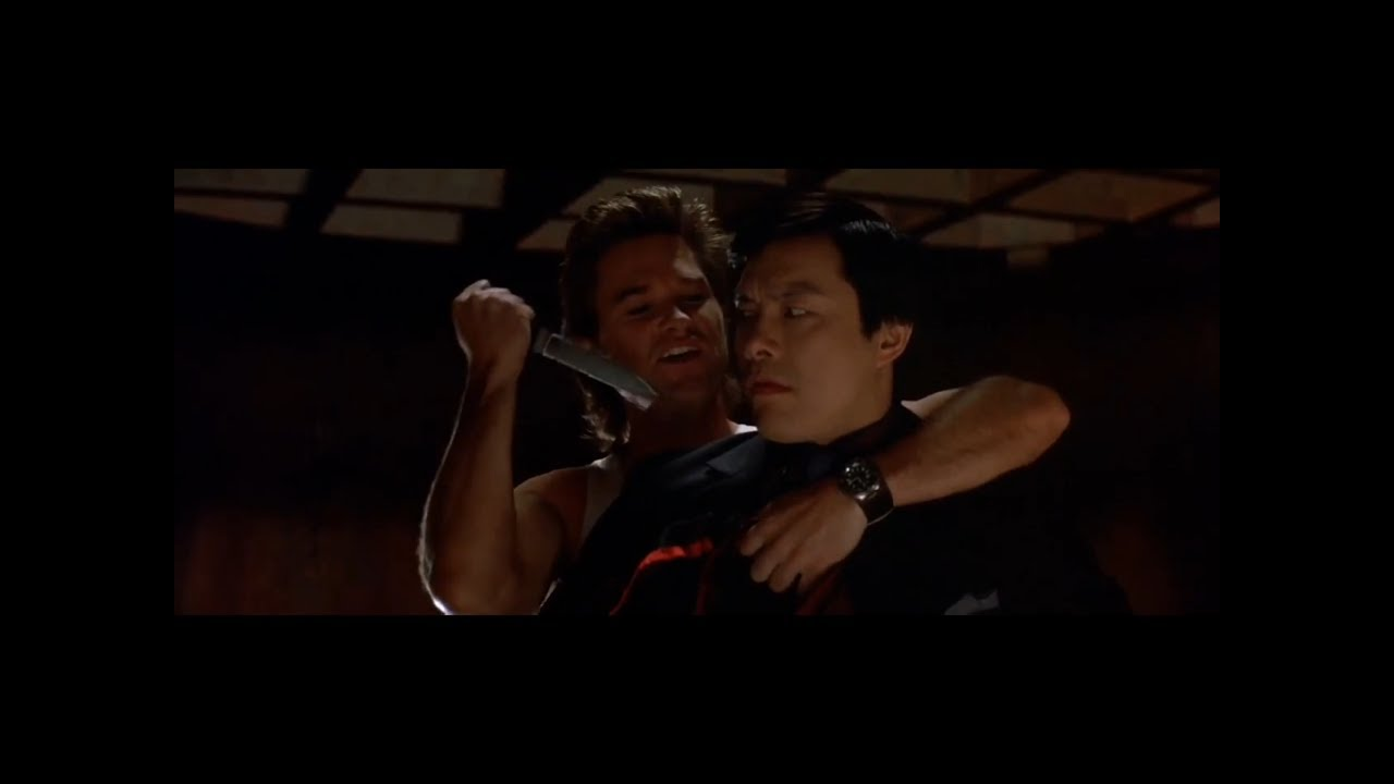 Big Trouble in Little China - Trailer (HD) (1986)