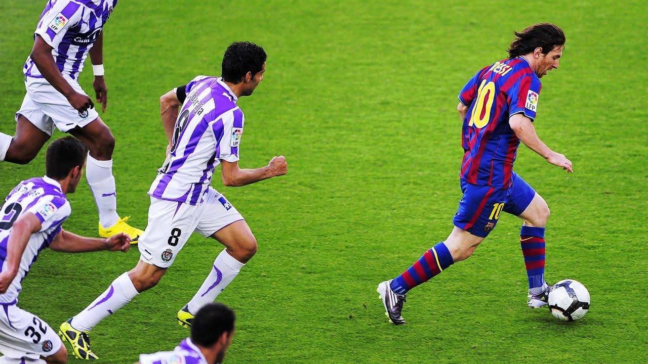 Download Lionel Messi ● 10 Greatest Solo Runs Ever  ► Box to Box / Midfield to Box   HD  