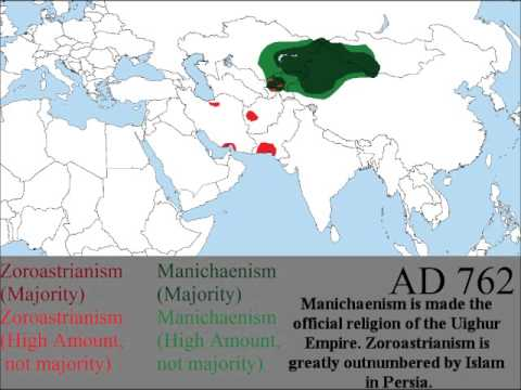 The Spread of Zoroastrianism
