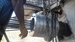 Post Tensioning and Grouting full stepwise video