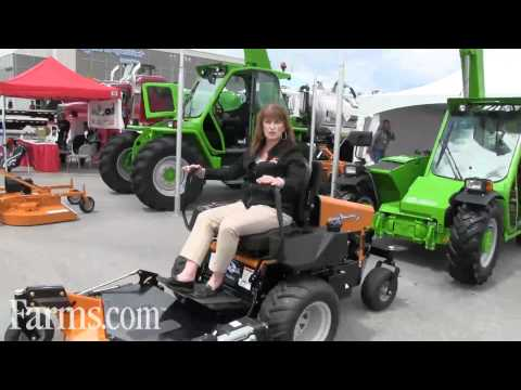 Woods Equipment Company's Front Mount Mowers And Array Of Equipment.