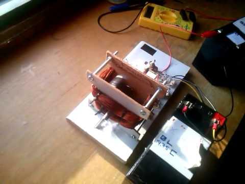 # 24 - Window/Keppe Motor -  Motor Magnetico
