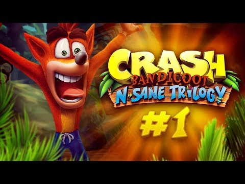 IL RITORNO DI CRASH BANDICOOT ! SCOMMESSA CON VOI - Crash Bandicoot Remastered #1