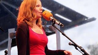 Sarah Bosetti - live beim radioeins Parkfest 2016