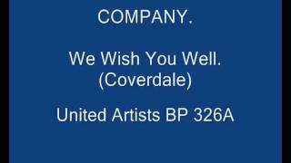 Company (whitesnake members) We Wish You Well.wmv