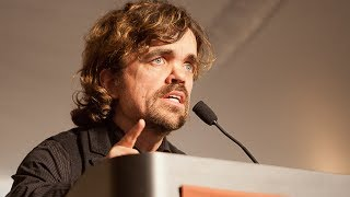 Repeat youtube video Peter Dinklage '91 Addresses Bennington College's Class of 2012