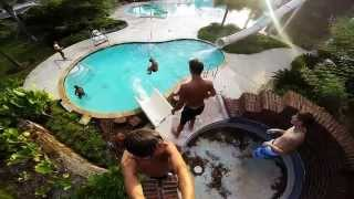 Work & Travel USA Summer 2014 Houston, TX GoPro Hero 3+