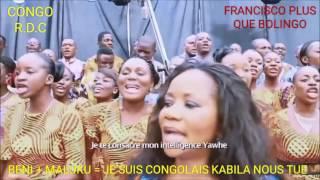 Gambar cover RD CONGO : LOUANGE  NON STOP