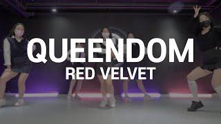 Queendom - Red Velvet(레드벨벳) | HARI Choreography | THE CODE D…