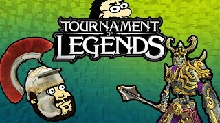IRL - Tournament of Legends (Wii) - 13 Minutes of Mic Bumps (But Seriously This Game is Really Good)