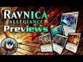 Ravnica Allegiance Spoilers: Emergency Powers; Zegana, Utopian Speaker; Bedevil, and more – MTG!