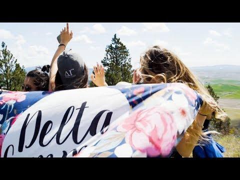 Delta Gamma   Washington State University 2017