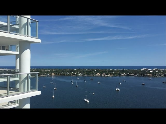 Water Club North Palm Beach Condo Video