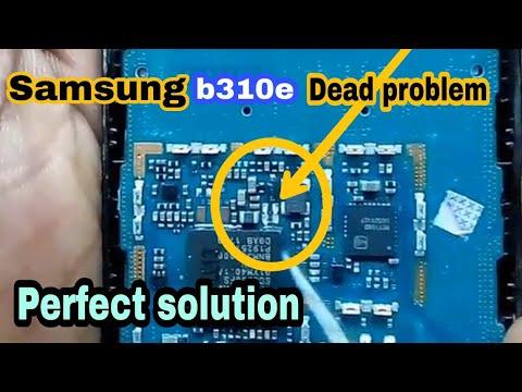 Samsung B310e Dead Solution Samsung B310e Full Short Half Short