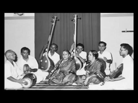 M. S. Subbulakshmi, V.V.Subrahmanyam, T.K.Murthy- 1970, Music Academy- Full Concert