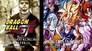 Dragon ball GT Opening 1 - Dan Dan kokoro hikareteku (Guitar Instrumental)