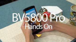 "Blackview BV5800 Pro Smartphone 5.5"" HD+ Quick Charge Hands On Review Price"