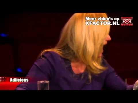 X-factor 2011 ADLICIOUS - Candyman [Christina Aquilera]