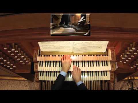 J. S. Bach: An Wasserflüssen Babylon BWV 653