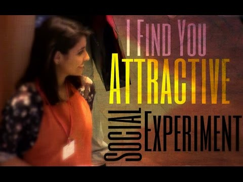 I FIND YOU ATTRACTIVE - Social Experiment | Beirut, Lebanon