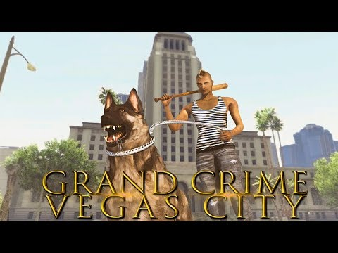 ► Grand Crime Vegas City - Vegas City Hero vs Gangster