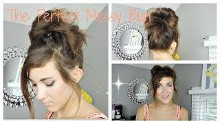 The Perfect Messy Bun Thumbnail