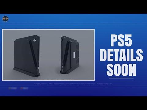 PLAYSTATION 5 ( PS5 ) REVEAL DETAIL SOON ! / DESIGN LEAK - UI / PSVR 2 2020 !