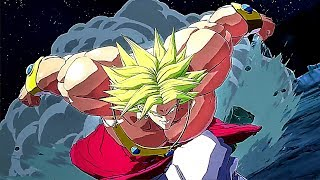 DRAGON BALL Fighter Z Broly and Bardock Trailer (2018) PS4 / Xbox One /PC