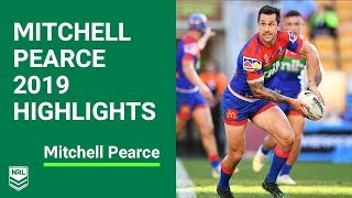 Mitchell Pearce | Knights Highlights