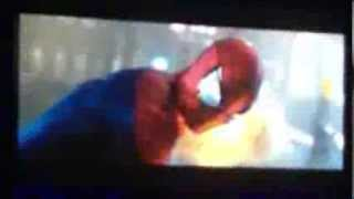 The Amazing Spiderman 2 Comic Con 2013 Trailer