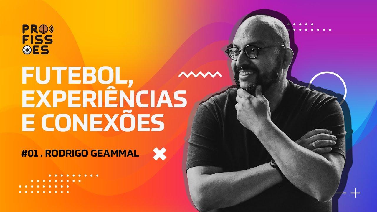 VideoCast Profissões S01 EP01 com Rodrigo Geammal