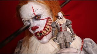Pennywise Unboxing Pennywise! NECA Ultimate Wellhouse (Challenging!)