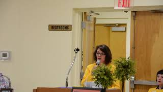 NCDAF Awareness Event - 02/18/16 - Carmella Singer