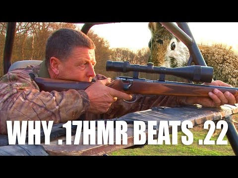 Why .17HMR Is Better Than .22