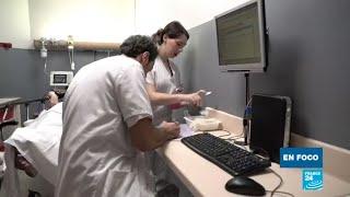 La permanente lucha de los médicos extranjeros en Francia