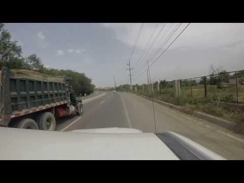 Ruta panoramica, puerto plata - santiago , julio 7/2016
