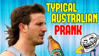 Typical Australian - PRANK CALL - (Truck part 2)