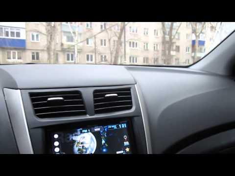 Краткий обзор Hyundai Solaris 2012 г.в