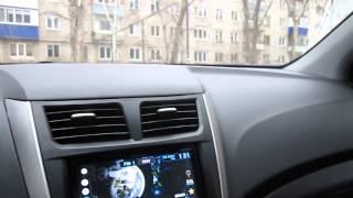 Краткий обзор Hyundai Solaris 2012 г.в смотреть