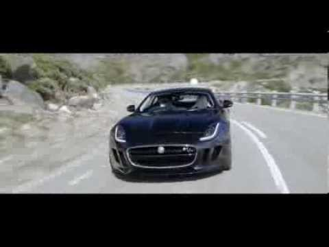 Jaguar F-Type Coupe - Performance technologies