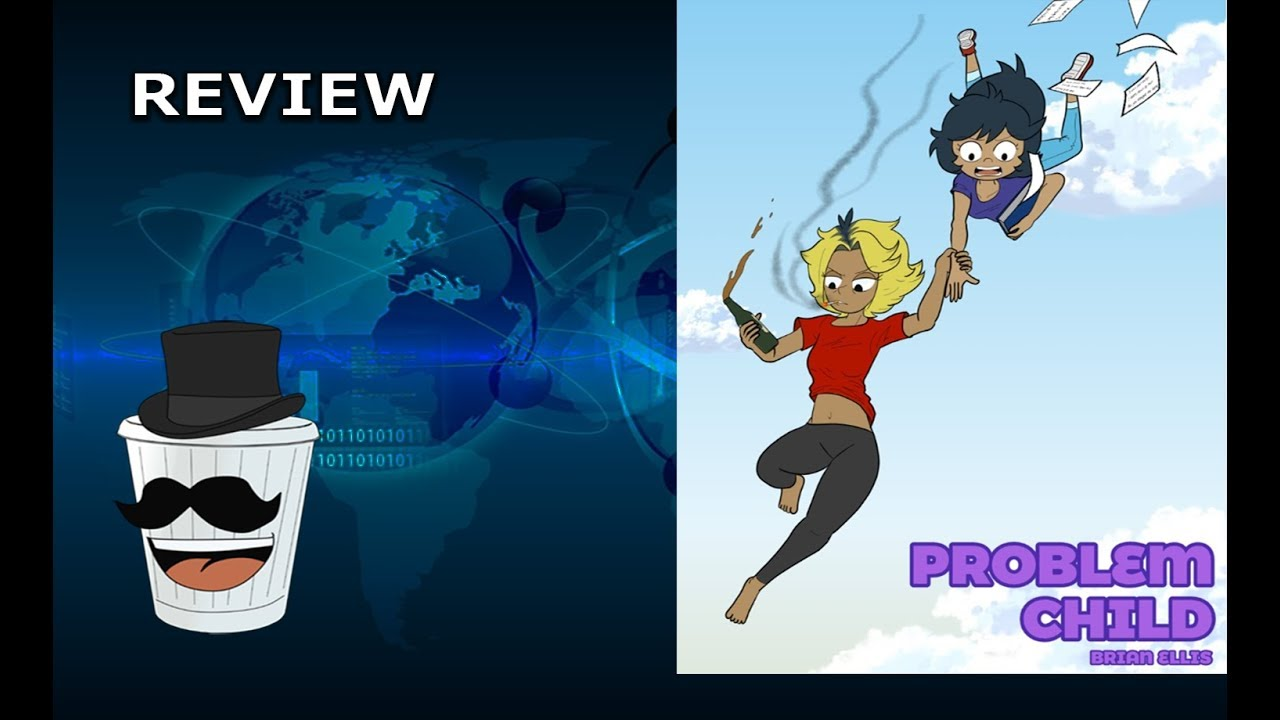 Download Problem Child - Full Webcomic Review