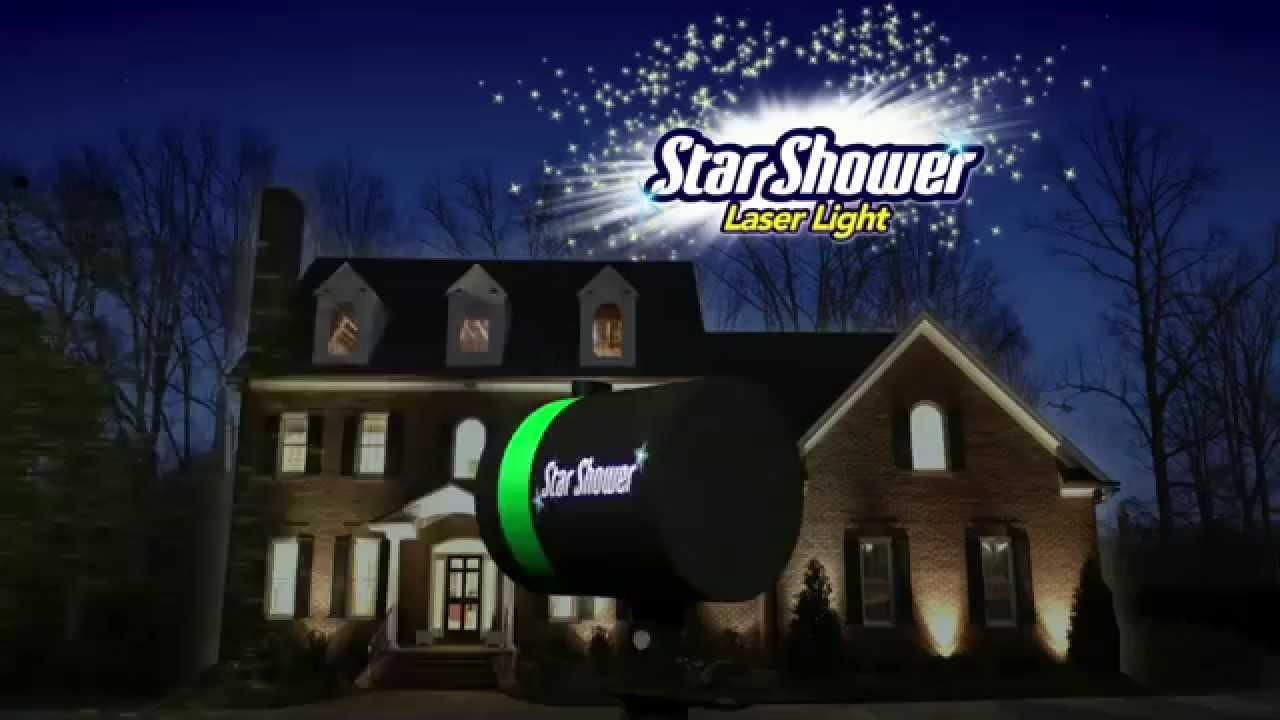 Star Shower Commercial As Seen On Tv Youtube