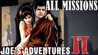 Mafia 2 Joe's Adventures - All Missions Marathon
