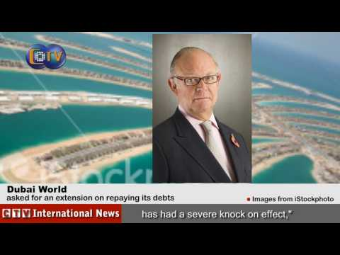 dubai world asked for an extension on repaying its debts