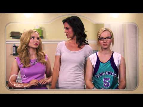 Liv and Maddie | Theme Song | Official Disney Channel UK