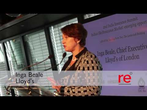 Inga Beale on Lloyd's strategy for dealing with Brexit